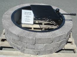 Rumblestone Fire Pit Insert by Round Fire Pit Insert Fire Pit Ideas