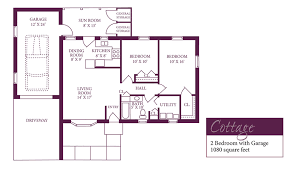 two bedroom cottage floor plans st s retirement community residential cottages