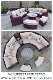 Rattan Garden Furniture Clearance Sale Best 20 Rattan Garden Furniture Sale Ideas On Pinterest Rattan