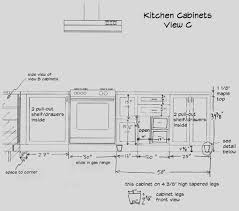 kitchen design details kitchen drawings plan design your own cabinets cabinet view c
