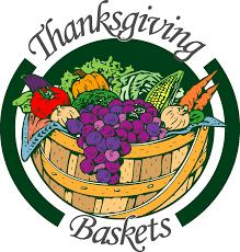 clip thanksgiving basket divascuisine