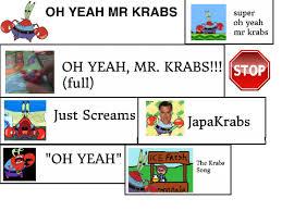 Mr Meme - oh yeah mr krabs on scratch