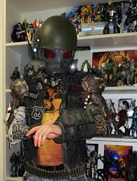 Fallout 3 Halloween Costume Custom Toys Action Figures Halloween 2015 Fallout Mad Max