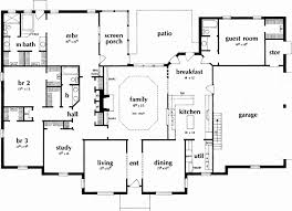 Luxury Ranch Floor Plans Marvelous Floor Plans For A Ranch House Ideas Best Idea Home