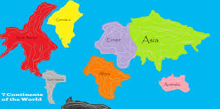 Seven Continents Map Goodbye To Someone Who Really Made A Difference Page 3 General