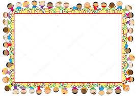 cornice per bambini cornice colorata per bambini â vettoriali stock â justaa 118059498