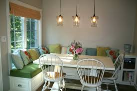 Built In Bench Seat Dimensions Built In Kitchen Bench Seating With Storage Ideas For Bench