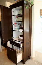 freestanding bathroom storage cabinet bathroom tall bathroom storage cabinet small bathroom storage
