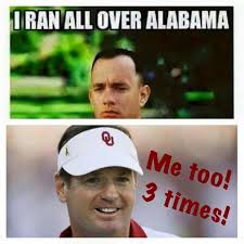 Funny Alabama Football Memes - iron bowl question rivals message boards