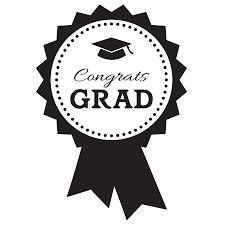 congrats grad ribbon st engraved mount rubbersts