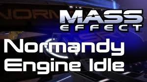 mass effect normandy engine idle ambience youtube