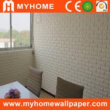 panneau fausse brique 3d imitation brique stickers muraux décoration xpe mousse mur