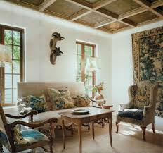 Wing Chairs For Living Room by Barn Architecture Styles With Conservative Wooden Ceiling Style