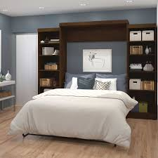 Murphy Bed Shelves Boutique Queen Wall Bed With Two 25
