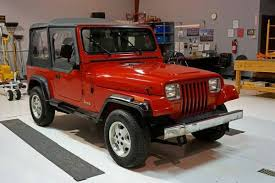 1993 jeep for sale 1993 jeep wrangler base sport utility 2 door 4 0l for sale photos