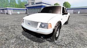 Ford Ranger Truck Mods - ford ranger 2001 for farming simulator 2015