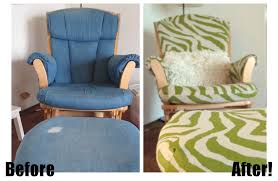 Rocking Chair Dutailier Slipcover For Glider Chair Home Chair Decoration