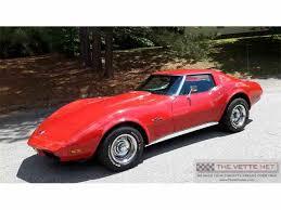 1974 corvette stingray value 1974 chevrolet corvette for sale on classiccars com 59 available