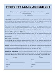 best photos of rental agreement template word printable rental