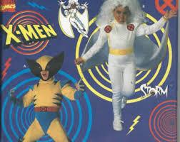 Men Storm Halloween Costume Men Costume Etsy