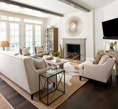 interior cowhide rugs and rattan rug plus white sofa also unique