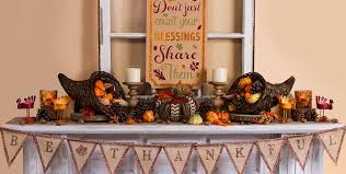 thanksgiving decorations thanksgiving home decor party city