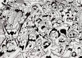 tutorial doodle art picsay pro 124 best doodle art images on pinterest doodles notebook and sketches