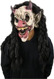 jester halloween costumes scary horror clown demonic demon jester costume halloween makeup