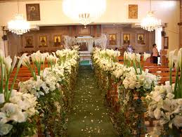 church weddings flowers bekaa lebanon by sawaya flowers