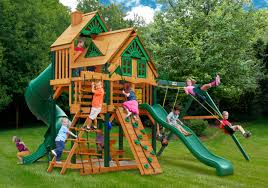 outdoor costco kids playhouse and gorilla swing sets also walmart