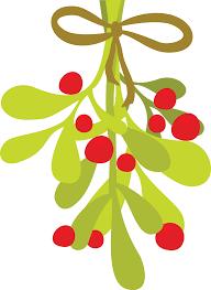 mistletoe clipart png