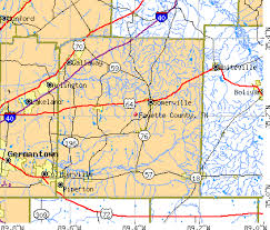 fayette county maps fayette county tennessee detailed profile houses estate