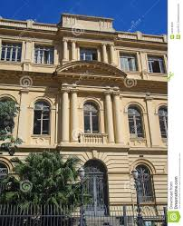 Neoclassical Home Plans Neoclassical Building In São Paulo Stock Photo Image 44914666