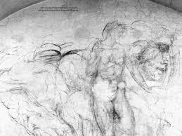 hidden michelangelo drawings lie in secret room below the medici