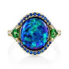 gem stones rings images Mesmerizing color gemstones rings by omi priv engagement 101 jpg