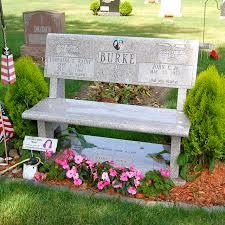 memorial benches benches quincy memorials inc