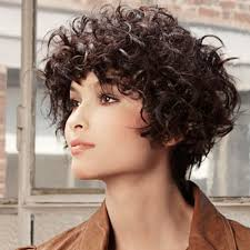 short curly permed hairstyles for women over 50 short hairstyles for round faces and extreme curly cool trendy