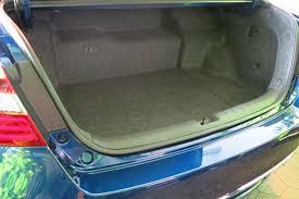2013 honda accord trunk space 2017 honda accord hybrid gets more power improved efficiency