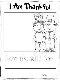 kindergarten printable thanksgiving writing festival collections
