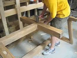 How To Build A Farmhouse Table How To Build A Table The Priceless Gift Youtube