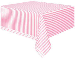 Light Pink Table Cloth Amazon Com Red Striped Plastic Tablecloth 108