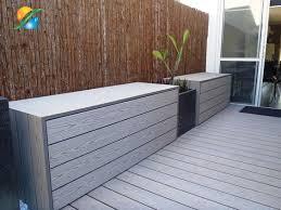 Garden Storage Bench Wooden Waterproofing How To Waterproof Outdoor Storage Bench Home