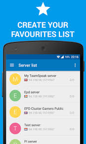 teamspeak 3 apk ts3 viewer for teamspeak 3 apk apkpure co