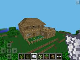 mcpe house ideas