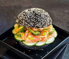 recette de cuisine de chef étoilé recettes de burgers de chefs larousse hamburger et thérèse