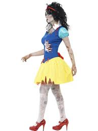 freddie mercury halloween costume scary snow white snow fright costume for women next day delivery