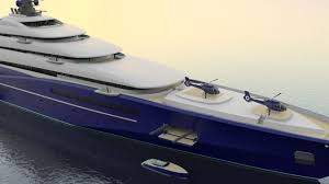 yacht design century 4 design features from 200m yacht concept