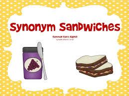 organizing synonym synonyms the speech bubble