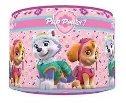 pink girls paw patrol light ceiling lamp shade 11