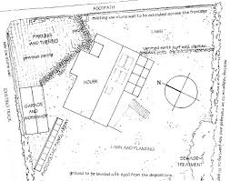 house site plan the cropthorne autonomous house